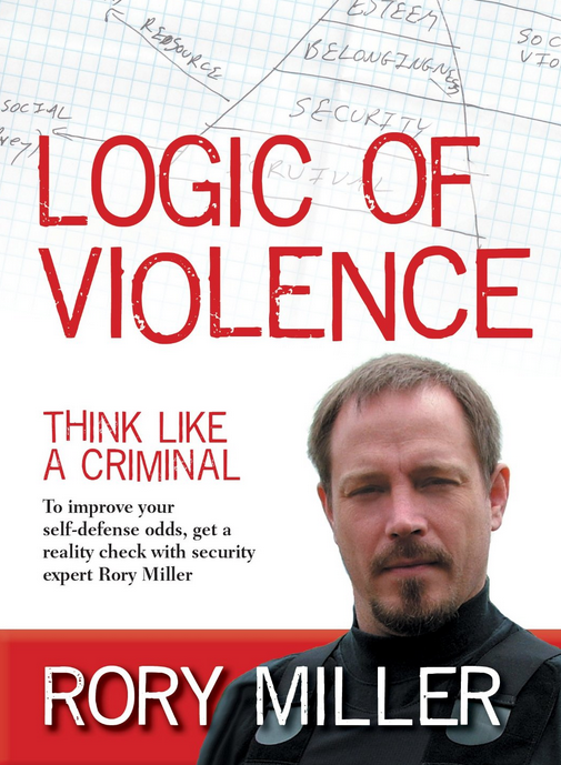Logic of Violence DVD by Rory Miller - Budovideos