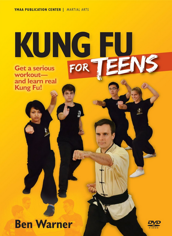 Kung Fu for Teens DVD by Ben Warner - Budovideos