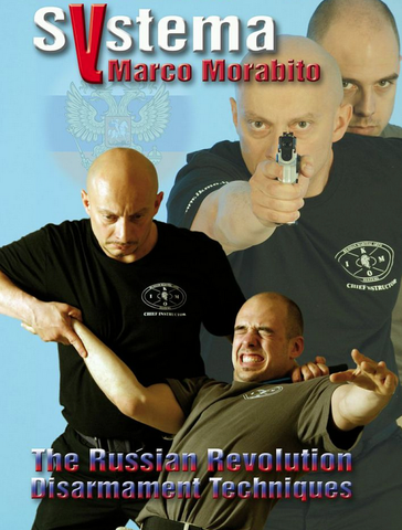 Russian Systema - Disarm Techniques DVD by Marco Marabito