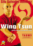 Wing Tsun Taows Academy DVD by Salvador Sanchez - Budovideos