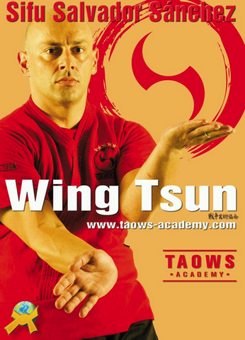 Wing Tsun Taows Academy DVD by Salvador Sanchez 1