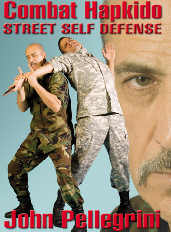 Combat Hapkido - Self Defense DVD by John Pellegrini - Budovideos