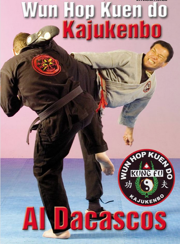 Kajukenbo Wun Hop Kuen Do DVD by Al Dacascos 1