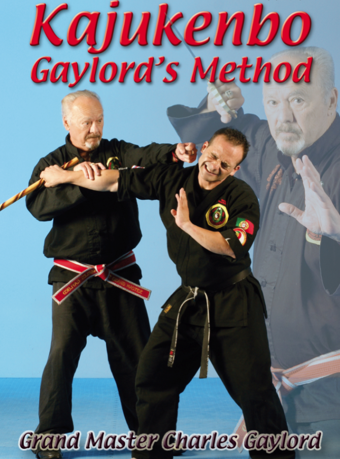 Kajukenbo Gaylord's Method DVD by Charles Gaylord 1