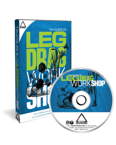 Leg Drag Work Shop DVD with Tim Sledd 1