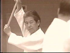 Shinto Muso Ryu: Technical Skills Vol 1 by Kenji Matsui DVD 5