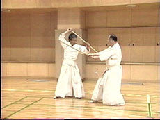 Shinto Muso Ryu: Technical Skills Vol 1 by Kenji Matsui DVD 3