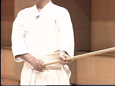Shinto Muso Ryu: Technical Skills Vol 1 by Kenji Matsui DVD 4