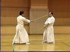 Shinto Muso Ryu: Technical Skills Vol 2 by Kenji Matsui DVD 5