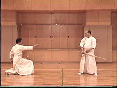 Shinto Muso Ryu: Technical Skills Vol 3 by Kenji Matsui DVD 2