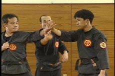 Jujutsu Self Defense DVD 2 by Shoto Tanemura 5