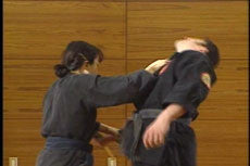 Jujutsu Self Defense DVD 2 by Shoto Tanemura 4