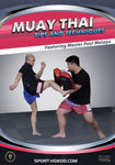 Muay Thai Tips and Techniques DVD by Paul Metayo