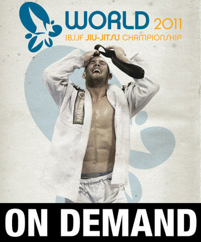 2011 World Jiu-jitsu Championships Finals (On Demand)