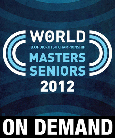2012 Masters & Seniors Championship Replay (On Demand)