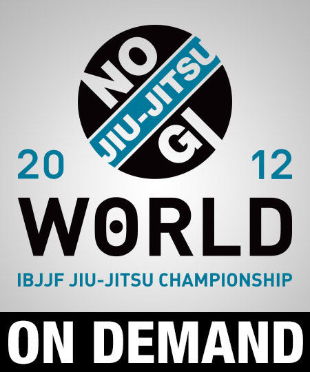 Cover Photo - 2012 Jiu-jitsu Nogi World Championship (On-demand)