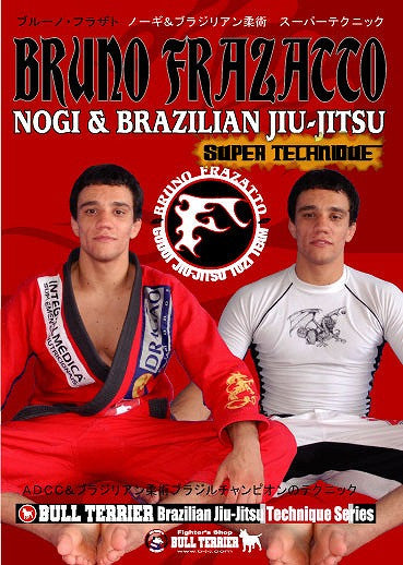 Nogi & BJJ Super Techniques by Bruno Frazatto DVD 8