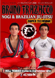 Nogi & BJJ Super Techniques by Bruno Frazatto DVD - Budovideos