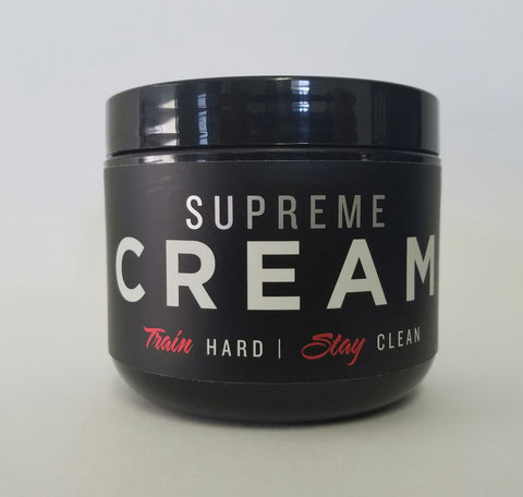 Supreme Cream by The Arm Bar Soap Company