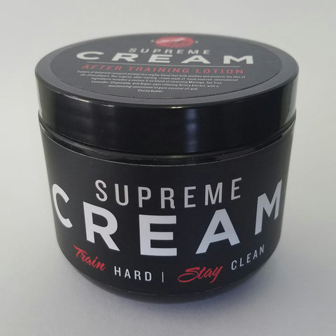 Supreme Cream by The Arm Bar Soap Company - Budovideos