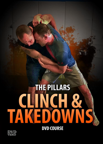 The Pillars Clinch & Takedowns 6 DVD Set by Stephen Whittier