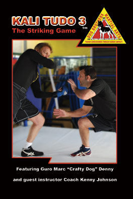 Dog Brothers Kali Tudo 3 DVD by Marc Denny - Budovideos