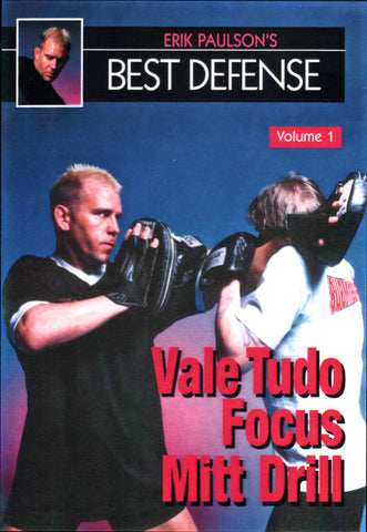 Best Defense Vol 1 by Erik Paulson DVD - Budovideos Inc