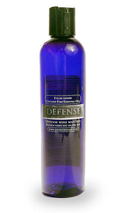 Defense Shower Gel 8oz by Defense Soap - Budovideos