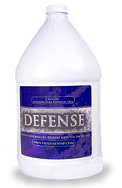Defense Shower Gel 1 Gal - Budovideos
