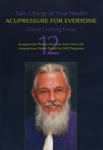 ACUPRESSURE FOR EVERYONE: 12 Acupuncture Points 2 DVD Set by David Cushing Fuess (Preowned) - Budovideos