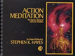 Action Meditation: The Japanese Diamond and Lotus Tradition Book by Stephen Hayes (Preowned) - Budovideos Inc