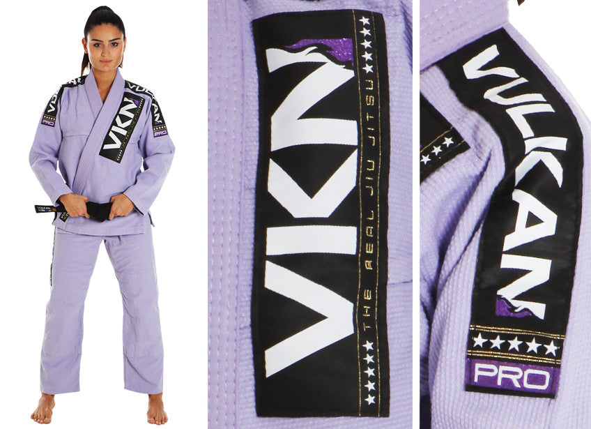 New Vulkan Pro Light Gi - Lilac