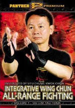 Integrative Wing Chun All Range Fighting 4 DVD Set by Kwok Chow 1
