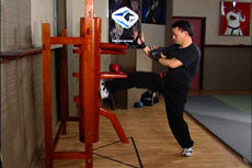 Wing Chun Wooden Dummy Training DVD with Sifu Chow 3