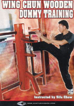 Wing Chun Wooden Dummy Training DVD with Sifu Chow - Budovideos