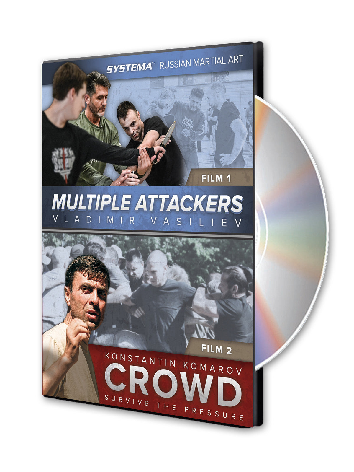 Systema: Multiple Attackers & Crowd DVD