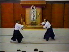 Mitsugi Saotome: Staff of Aikido DVD 1