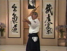 Mitsugi Saotome: Staff of Aikido DVD 3
