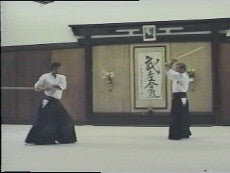 Sword of Aikido DVD by Mitsugi Saotome 3