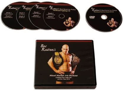 Bas Rutten's MMA Workout (Preowned) - Budovideos