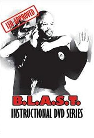 B.L.A.S.T. Break-Thru Law Enforcement Aikido Survival Tactics Instructional 2 DVD Set with Acie Mitchell