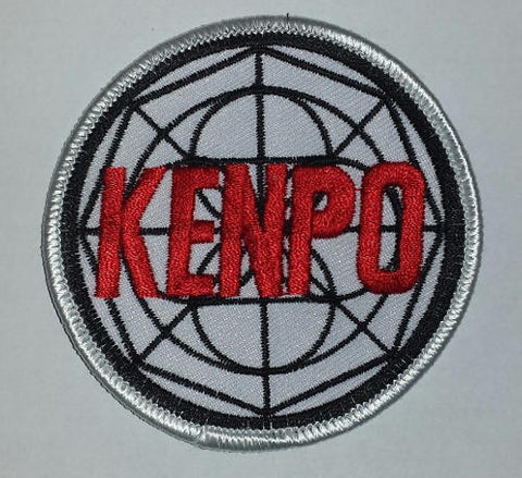 Kenpo Patch