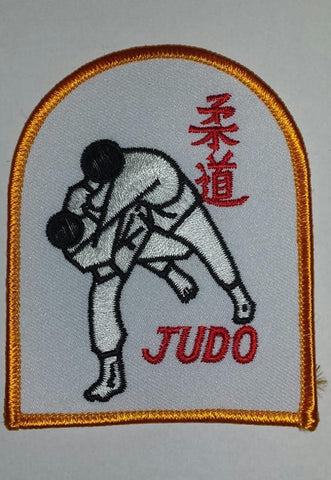 Judo Patch - Budovideos