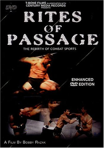 Rites of Passage: Rebirth of Combat Sports 2 DVD Set (Preowned) - Budovideos