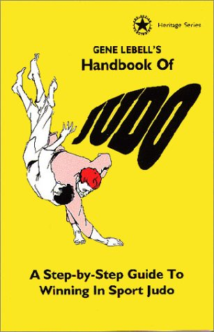 Handbook of Judo: A Step by Step Guide to Winning in Sport Judo Book by Gene LeBell (Preowned) - Budovideos Inc