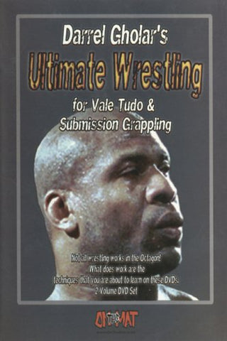 Ultimate Wrestling (Double Sided DVD) with Darrel Gholar (Preowned)