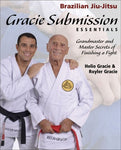 Gracie Submission Essentials: Grandmaster and Master Secrets of Finishing a Fight Book by Helio & Royler Gracie (Preowned) - Budovideos