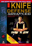 Advanced Knife Defense DVD by Sang Kim (Preowned) - Budovideos