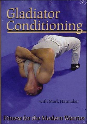 Gladiator Conditioning Fitness for the Modern Warrior DVD by Mark Hatmaker (Preowned)