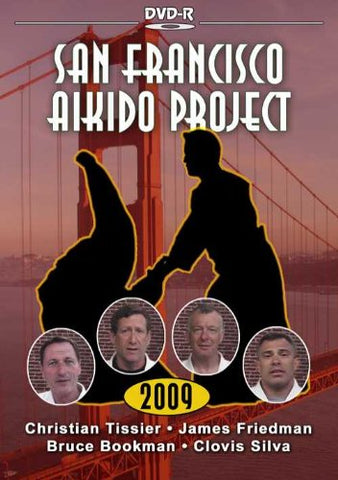 San Francisco Aikido Project DVD (Preowned) - Budovideos
